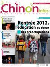 Chinon Infos - Octobre 2012