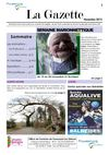 gazette des animations de novembre 2012