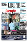 LIBERTE DU 31 OCTOBRE 2012
