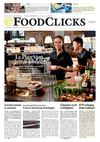 FoodClicks magazine november 2012