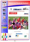 Journal officiel n°14 du 15/11/2012
