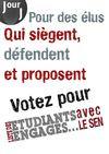 Elections Crous : Pourquoi voter pour une liste syndicale ?