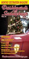 Dashboards and Saddlebags &quot;The Destination Magazine&quot; December 2012
