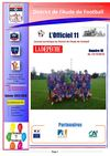 Journal Officiel n°18 du 13/12/2012