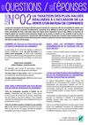 Vos Questions / Nos Rponses n02 : La taxation des plus-values ralises  l&#039;occasion de la vente d&#039;un bateau...