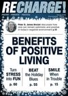 RECHARGE Issue #13 - Benefits of Positive Living