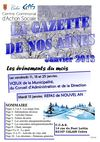 Programme Activits Janvier 2013