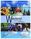 2011/2012 Wayland Area Chamber of Commerce Business Directory &amp; VIsitors Guide