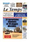 Le Temps d&#039;Algrie Edition du Dimanche 20 Janvier 2013