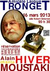 affiche spectacle Hiver Moustaki