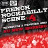 'French Rockabilly Scene #4' Février 2012