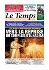 Le Temps d&#039;Algrie Edition du Lundi 11 Fvrier 2013