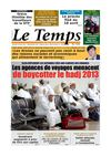 Le Temps d&#039;Algrie Edition du Mercredi 13 Fvrier 2013