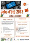 Affiches - Flyers Jobs d&#039;t 2013