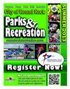 Round Rock Parks and Recreation Summer 2013 Program Guide