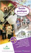 Le Creusot Publications - Guide pratique de la ville