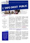 Info droit collectivit 19