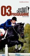 Programme cinéma Jacques Tati - Mars 2013