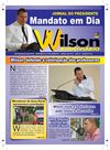 Jornal do Presidente &quot;Mandato em Dia&quot; - Edio N02