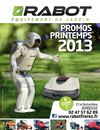 CATALOGUE PRINTEMPS 2013
