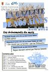 Programme Activits Avril 2013