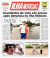 Jornal Ilha Notcias - Edio 1617 - 29/03/2013