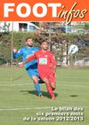 Journal du District de Football Gironde Atlantique - Avril 2013