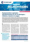 Equipementiers agricoles agroalimentaires et TIC en Bretagne : relations, besoins et usages