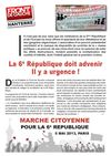 tract Nanterre FdG pour le 5 mai