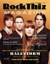 Rock Thiz Magazine March 2013/Issue 1 Vol.3