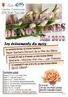 Programme Activits Mai 2013