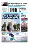 LIBERTE DU 30 AVRIL 2013