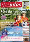 Journal Vosinfos N13 - Edition Dieppe Cte d&#039;Albtre