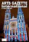 Arts Gazette International N708 du 5 Mai 2013