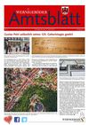 Amtsblatt der Stadt Wernigerode - Ausgabe 04/2013