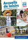 Guide EMIS et Centre de Loisirs - t 2013