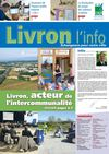 Livron l&#039;info - n56 - mai / juin 2013