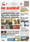 Edition du 14 Mai 2013