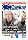 Prvi broj &quot;College magazin&quot;