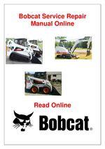 bobcat 742b service manual pdf