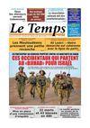 Le Temps d'Algérie Edition du Dimanche 10 Août 2014
